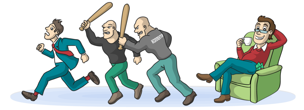 борьба с коллекторами
