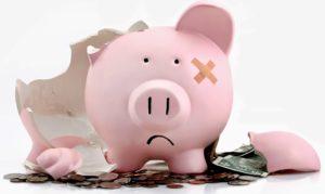 Нечем платить кредит - Банкротство