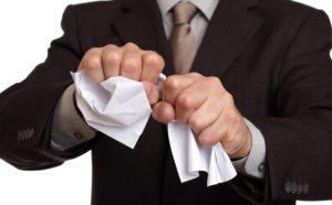Нечем платить кредит - расторжение договора